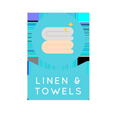 Linen a towels