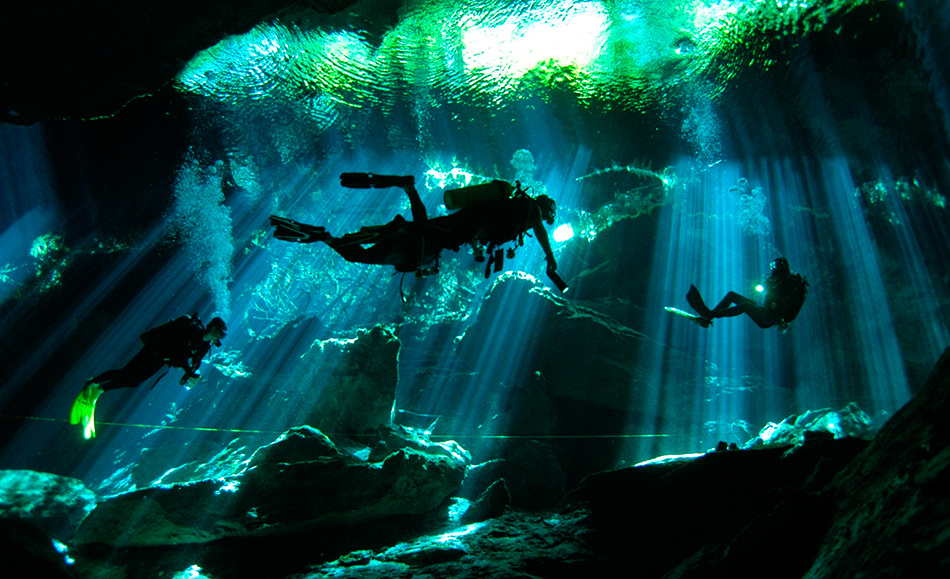 Tour CENOTE AND CAVERN DIVING TOURS